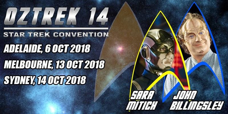OzTrek 14 - Melbourne